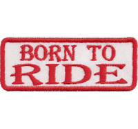 MC Bikers just Born to RIDE best Hells Eagle, Skull, Dark Angels Aufnäher Patch