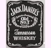 Jack Daniels Tennessee USA Old Nr 2 7 T-shirt, Cap, Schürze Aufnäher