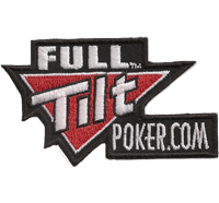 Full Tilt Poker.com Pokerstars, Poker, High, Stakes, Chips, Karten Cap, Aufnäher