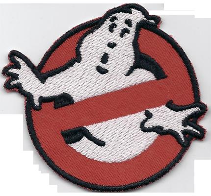 Ghostbusters Geisterjäger Uniform Kostüm Overall Aufnäher Patch Abzeichen