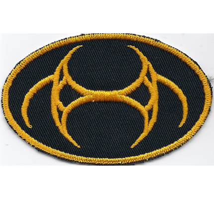 StarGate Star Gate BAAL SG1 US Air Force SP Force Aufnäher Patch