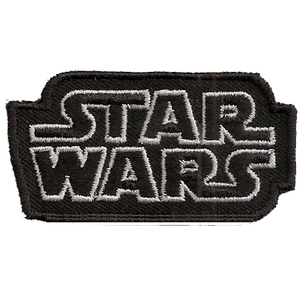 Star Wars StarWars Corporation CREW Uniform Costume Aufnäher Patch