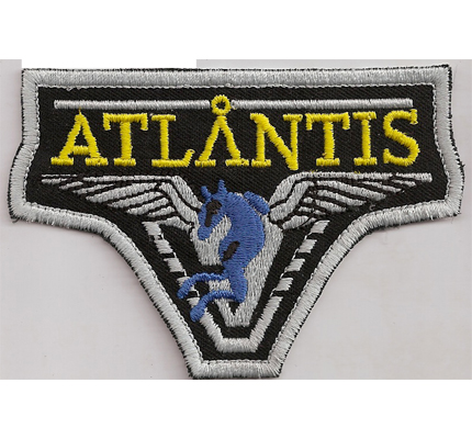 StarGate Atlantis Shoulder Patch Star Gate Special Force Aufnäher Patch
