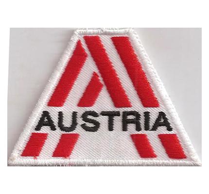 ÖSV AUSTRIA SIEGEL Österreich Wappen Skiteam Haube Aufnäher Abzeichen Patch