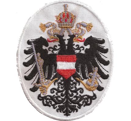 Österreichisches Staatswappen Österreich Austria Wappen Fahne Abzeichen