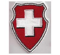 Schweiz Switzerland Swiss Bundesland Landeswappen Fahne Abzeichen