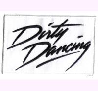 Dirty Dancing Salsa, Rumba, DVD, Tanzsport, Kleid, Aufnäher, Abzeichen