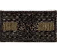 Austrian Black OPs Spezialeinheit Specialforce Jagdkommando Aufnäher