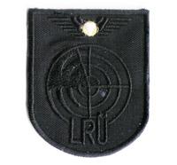 Luftraumüberwachung schwarz, RadB, Österreichisches, Bundesheer, LRÜ, Aufnäher