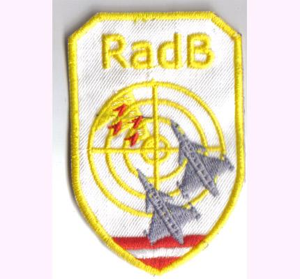 Radarbataillon, RadB, Österreichisches, Bundesheer, LRÜ, Eurofighter, Abzeichen