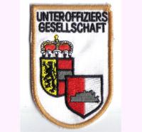 Unteroffiziersgesellschaft LRÜ RTH Radar Bundesheer Österreich Abzeichen