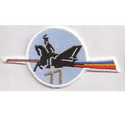 DDR Jagdbombenfliegergeschwader 77 NVA JGB77 MIG Patch Aufnäher