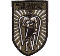 Jagdkommando Lehrabteilung Österreich Bundesheer Aufnäher Abzeichen