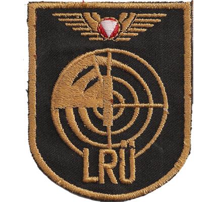 LRÜ Luftraumüberwachung RadB Österreichisches Bundesheer LRÜ Aufnäher Abzeichen