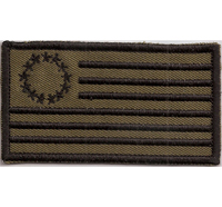 US Army Black OPs Specialforce Shoulder Spezialeinheit Aufnäher Patch