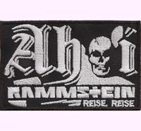 RAMMSTEIN AHOI – Engel Lichtspielhaus CD Album T-shirt Patch Aufnäher