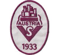 SV SAV 1933 Austria Salzburg VIOLA ÖFB Casino SalzburgClub Aufnäher Patch 1