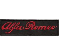 ALFA ROMEO Schrift Fiat Giulietta, Brera 159, 147 Spider, MITO, DNA Aufnäher