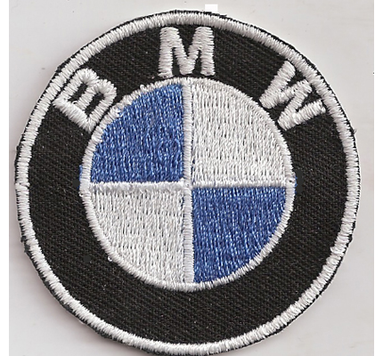 BMW Logo M Power Formel 1 Racing X5 X3 3er 5er Grand Prix Team Aufnäher