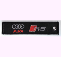 Original AUDI RS 4 6 Remove Before Flight CHIP Schlüsselanhänger Keychain