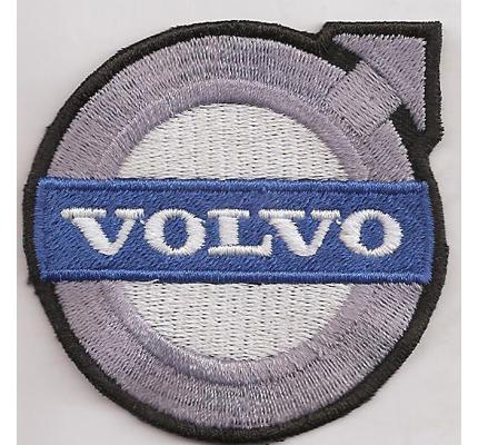 VOLVO Racing Team V40,V70, XC90 Sitzbezug Fussmatte Aufnäher Aufbügler