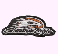 Harley DAVIDSON Screamin Eagle - Screaming Eagle ADLER Patch Aufnäher