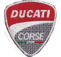 NEUER Ducati Corse MotoGP Racing Italy Rennsport Superbike Moto GP Aufnäher