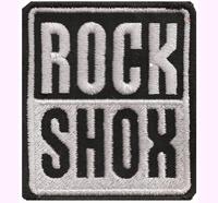 ROCK SHOX KTM RACING Team DTSwiss Ritchy Superbike Motocross Aufnäher
