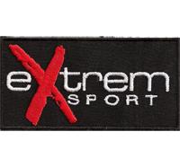 Extrem Sport X-trem Xtrem Stratos Skyfall Basejump Fallschirm Aufnäher