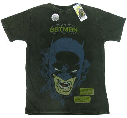 ?BATMAN Kopf Dark Knight Warner Bros Vintage Comic T-Shirt limited Edition?