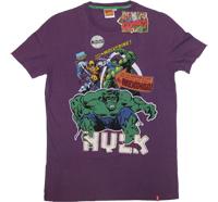 ?Der unglaubliche HULK Wolverine Vintage Marvel Comics T-Shirt limited Edition ?