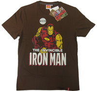 ?The incredible IRONMAN? Vintage Marvel Comics T-Shirt Kostüm limited Edition ?
