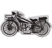 WW2 1923 erstes BMW Motorrad Modell Biker BMW R32 R34 Aufnäher Patch