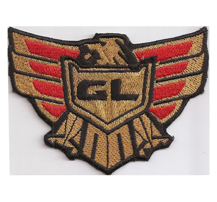 Goldwing Motorcycle Tuning Trike Club Honda classic Biker Aufnäher Patch