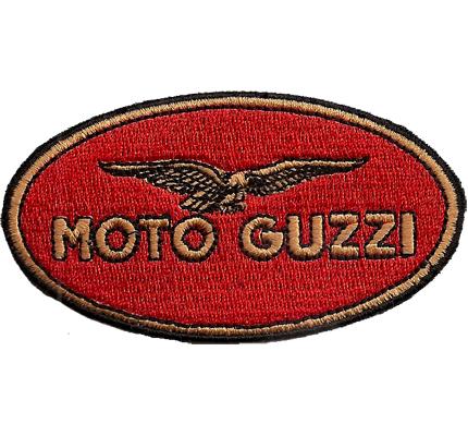 VINTAGE Moto Guzzi MotoGuzzi Motorcycles EAGLE una storia Biker Aufnäher
