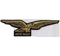 Vintage Moto Guzzi Classic Motorcycle V7 V11 Biker Aufnäher Abzeichen