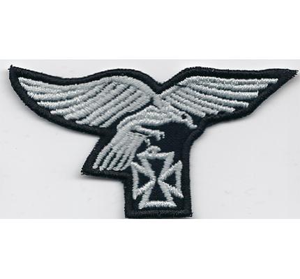 Deutsche German Wehrmacht Reichsadler Iron Cross Aufnäher Abzeichen sl