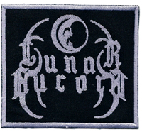 Lunar Aurora Black Thrash Death Metal CD Album Cover Aufnäher Patch