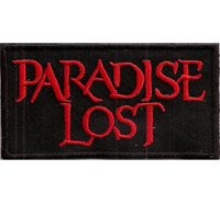 Paradise Lost Heavy Metal Trash Hardcore Deathmetal Patch Aufnäher