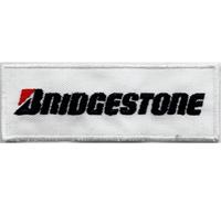 Formel1 Bridgestone Racing Nascar Reifen Abzeichen Aufnäher Patch