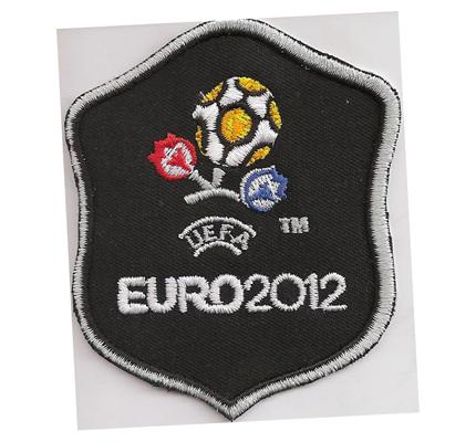 Fussball FIFA EM Euro Poland Ukraine 2012 UEFA WM Weltmeister Aufnäher