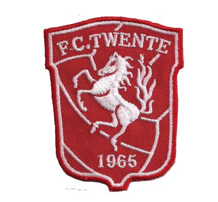 FC Twente 1965 Holland Fussball Fanclub Trikot Schal Aufnäher Patch