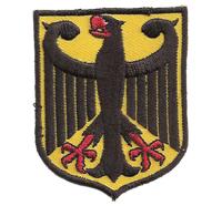 Olympia WM EM Deutschland Aufnäher Adler Wappen Germany Abzeichen