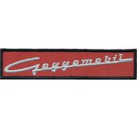 Goggomobil Limousine, Coupe Goggo Transporter T250 Aufnäher Patch