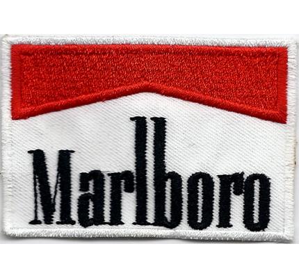 Marlboro Formel F1 Racing Rennsport Racing MotoGP Motorsport Aufnäher