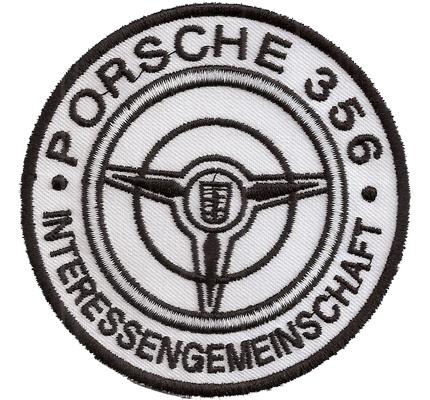 Porsche Stuttgart 356 Interessensgemeinschaft Euroclub 911 Fussmatte Aufnäher