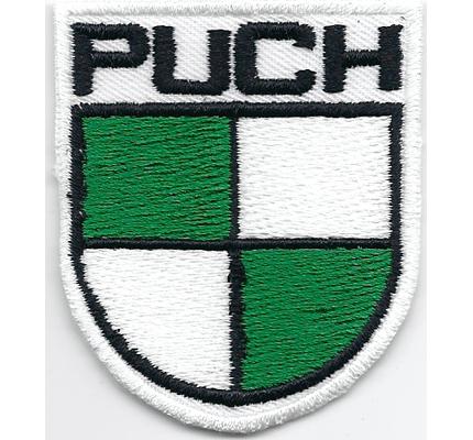 Puch 500 Steyr Fiat Pinzgauer Haflinger 125SV 500 MS50 Aufnäher Abzeichen