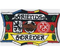 TSV 1860 München Löwen 60er Freundschaft 1. FCK Trikot Aufnäher