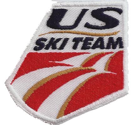 US Skiteam ÖSV Weltcup Bode Miller Lindsay Vonn Aufnäher Brust Patch