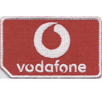 DSV VODAFONE Deutscher Skiverband Skiteam Aktiv Team Aufnäher Patch